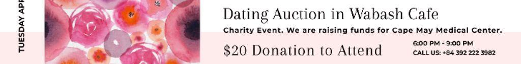 Dating Auction in Wabash Cafe — Crear un diseño