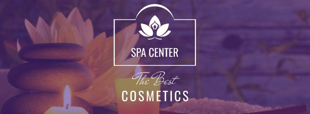 Spa center Special Offer — Créer un visuel