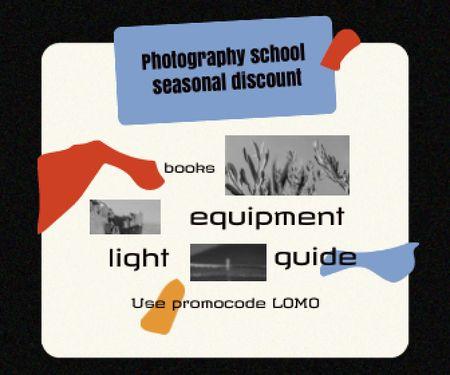 Nature Photography Guide Ad Large Rectangle – шаблон для дизайну