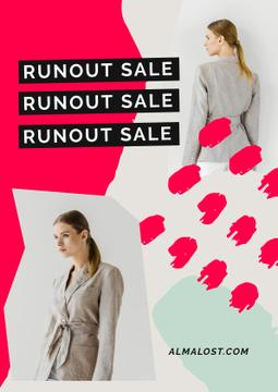 Women's Day Sale with Womens in costumes