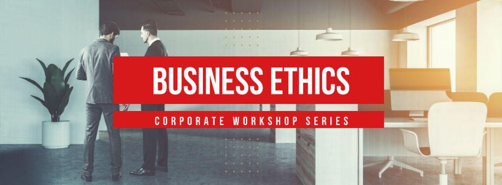 Business ethics corporate workshop series — Maak een ontwerp