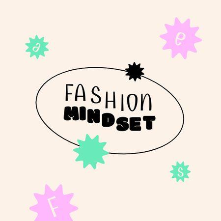 Fashion Store Services Ad Logo – шаблон для дизайну
