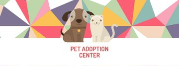 Animal Adoption center with Cute Pets