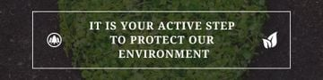 Citation about protect our environment