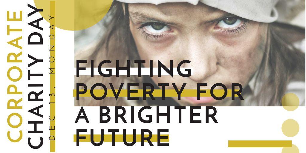 Corporate Charity Day — Crea un design