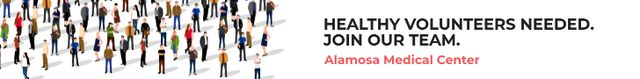 Modèle de visuel Alamosa Medical Center - Leaderboard