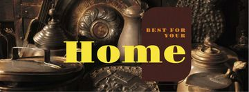 Home Decoration Offer with Vintage Accessories