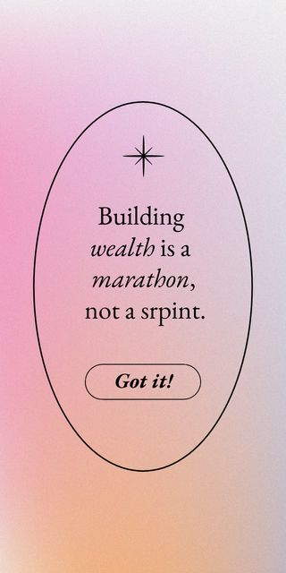 Plantilla de diseño de Wealth Inspirational Quote Graphic
