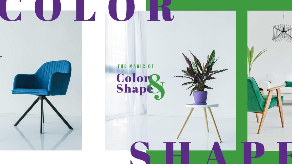 Cozy modern interior — Створити дизайн