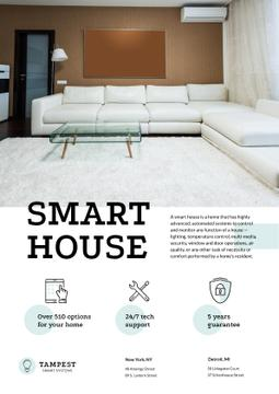 Smart House Technology Offer