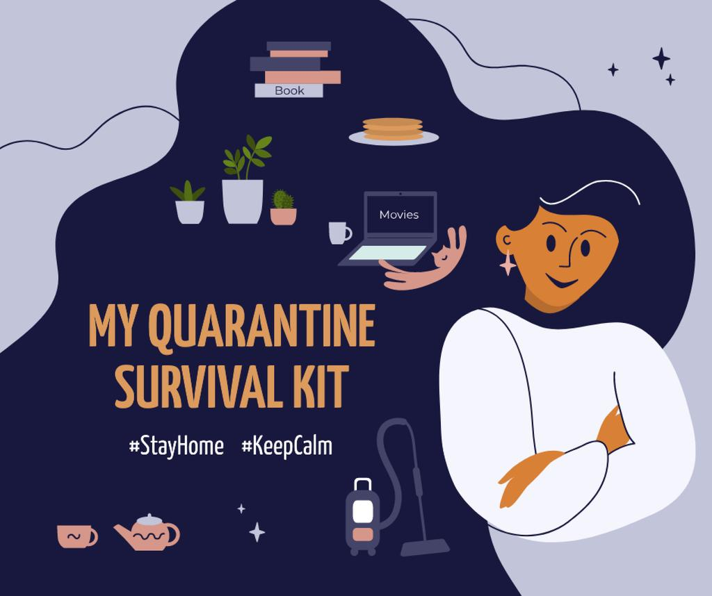 #StayHome Tips for hobbies during Quarantine — Modelo de projeto