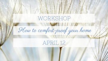Home Workshop ad on Tender Dandelion Seeds