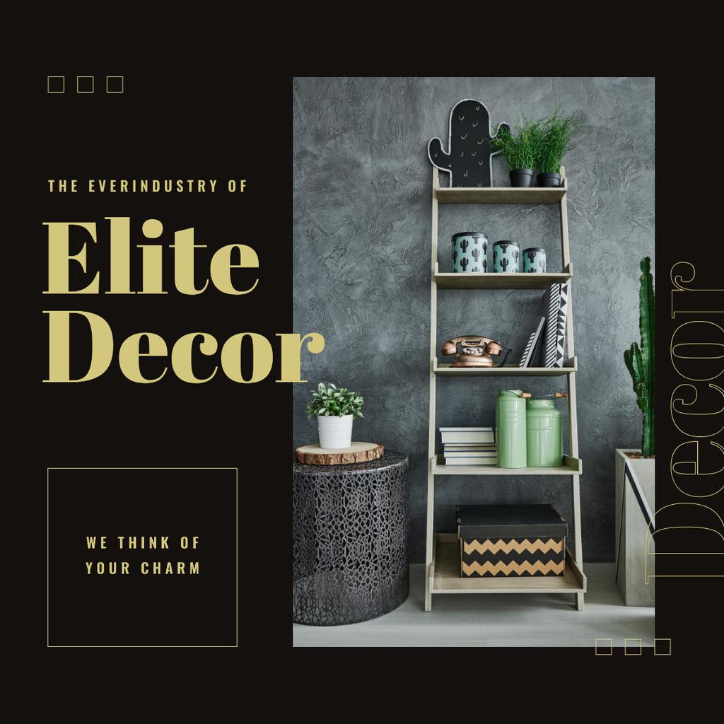 Vases for Home Decor in Grey — Crear un diseño