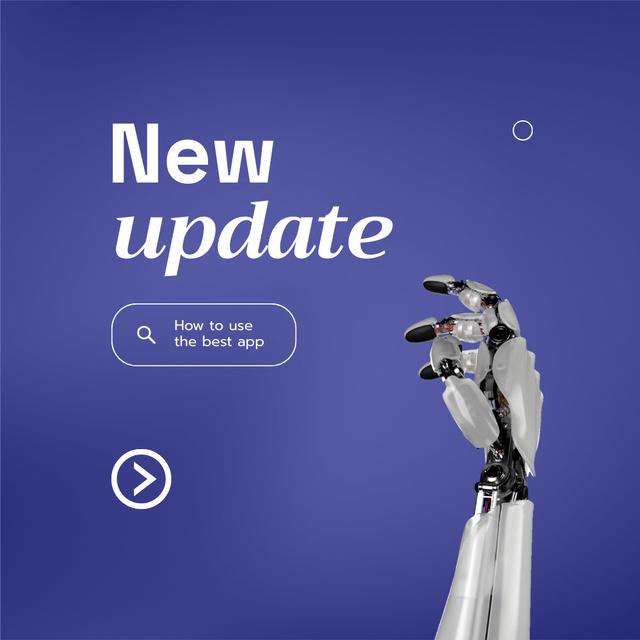 digital Animated Post Design Template