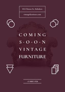 Vintage furniture shop Opening
