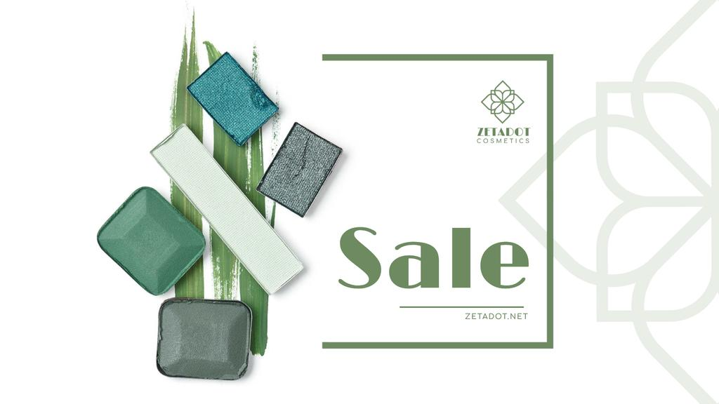 Sale Offer with Natural Cosmetics —デザインを作成する