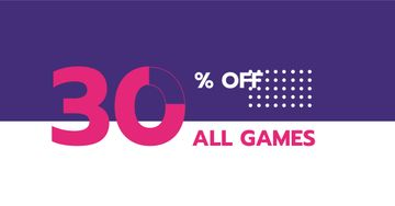 Online Games Discount Offer