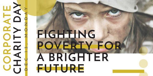 Szablon projektu Corporate Charity Day Image