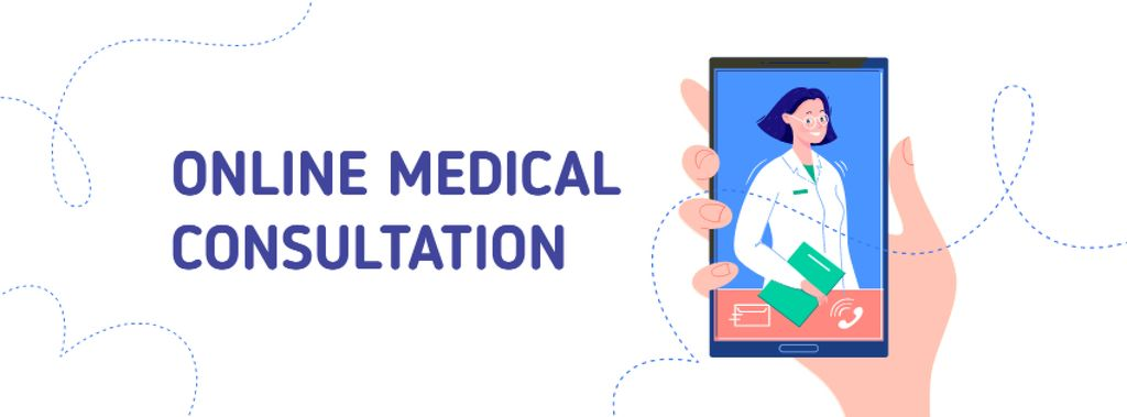 Online Medical consultation —デザインを作成する