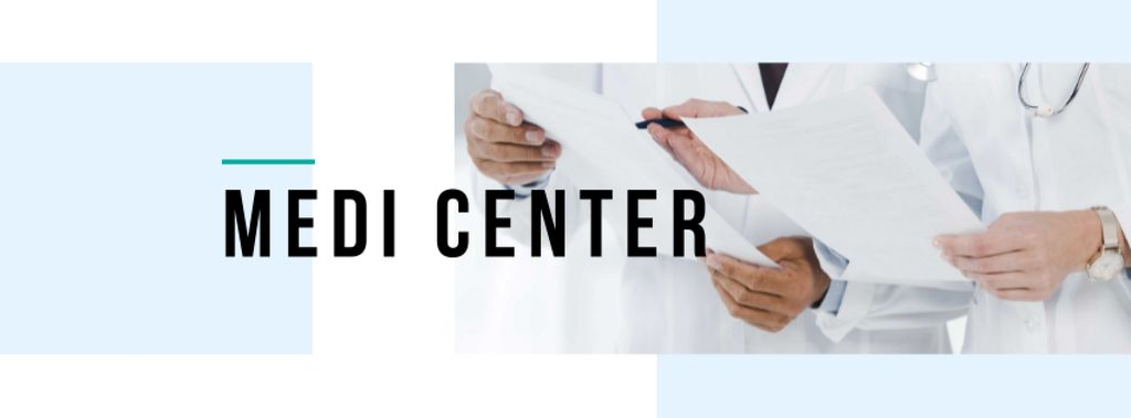 Consultation Offer Team of Professional Doctors — Créer un visuel