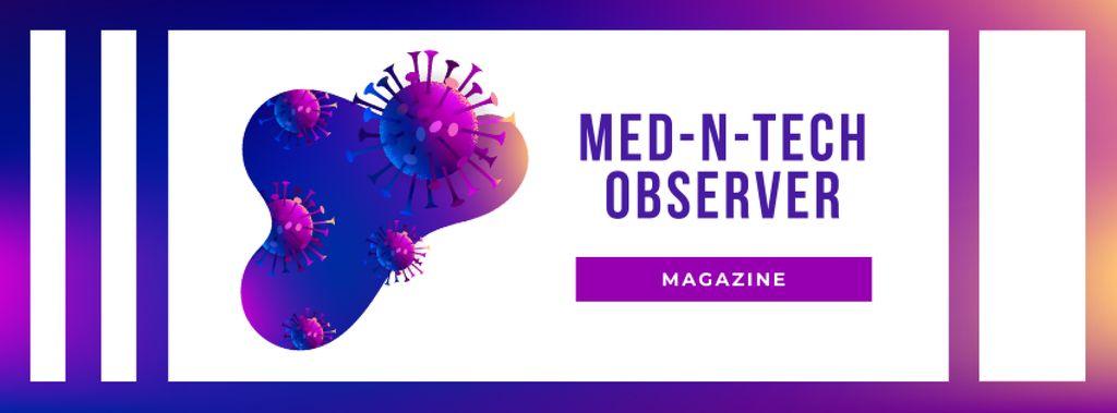 Medical News with Virus model — Maak een ontwerp