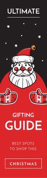 Red Santa Claus
