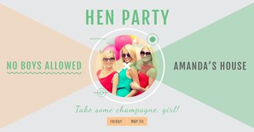 Hen party for Girls