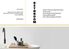 Bathroom Accessories on Wash Basin