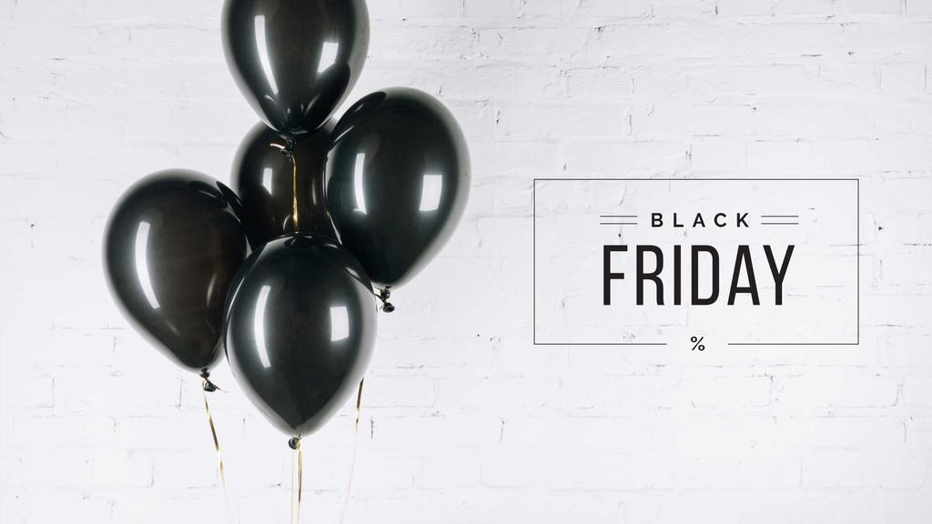 Black Friday card - Vytvořte návrh