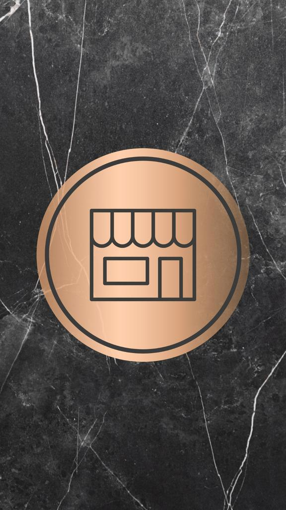 Shop information and sale icons — Створити дизайн
