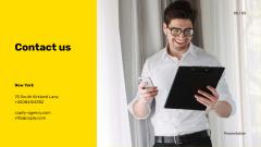 Copywriting Agency promotion