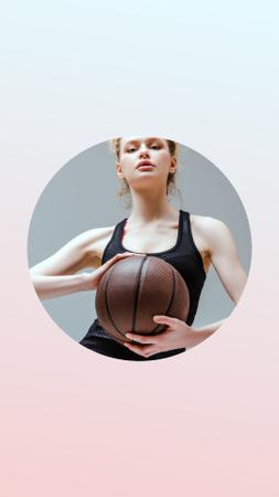 Plantilla de diseño de Active Women exercising Instagram Highlight Cover