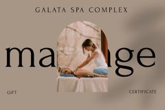 Woman at Spa Massage Therapy