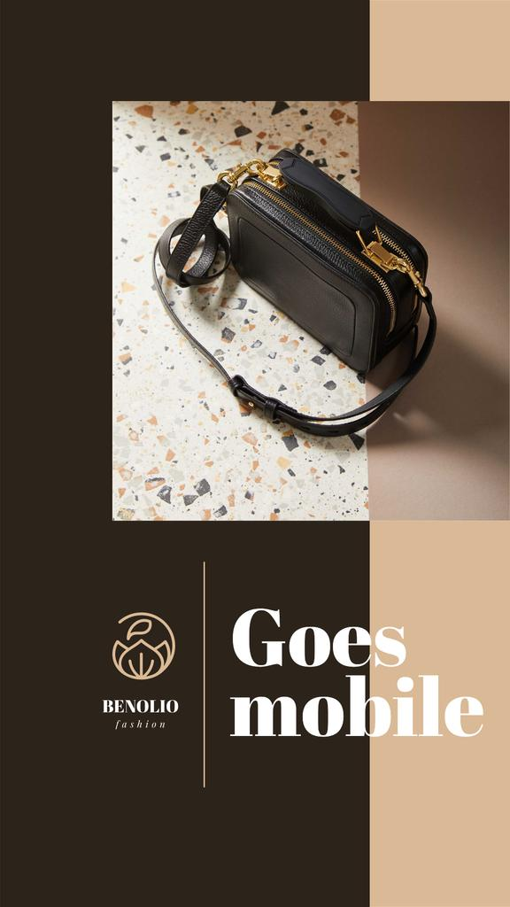 Online Accessories store ad — Создать дизайн