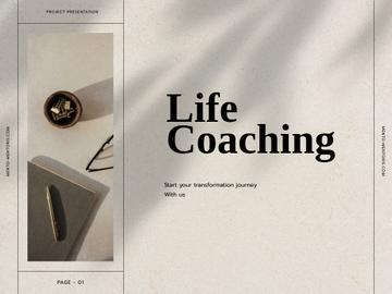 Lifestyle Coaching project promotion