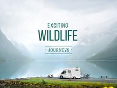 Exciting wildlife journeys Ad