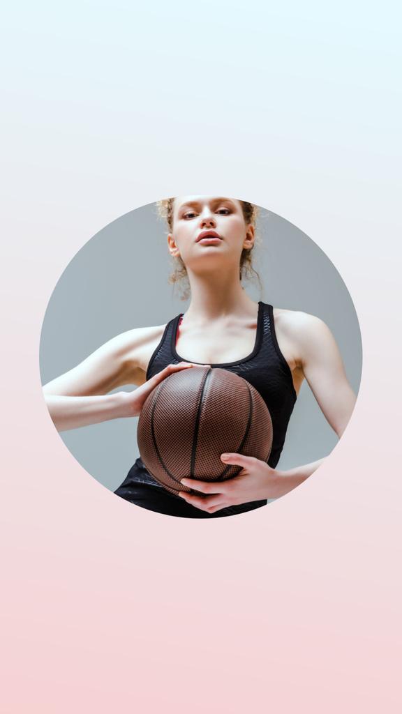 Active Women exercising — Modelo de projeto