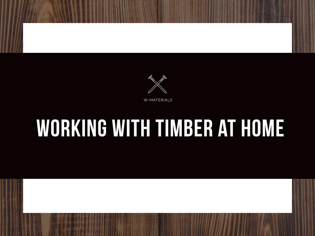 Textured wooden planks Presentation Design Template