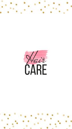 Plantilla de diseño de Beauty Store products info Instagram Highlight Cover