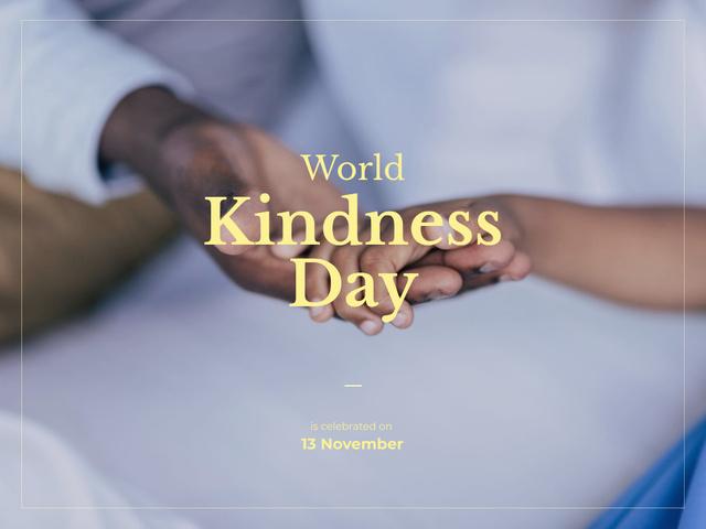 World Kindness Day Presentation – шаблон для дизайна