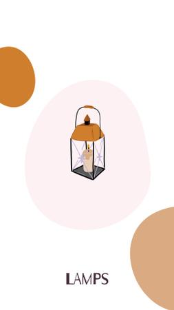 Modèle de visuel Home Decor and Houseware icons - Instagram Highlight Cover