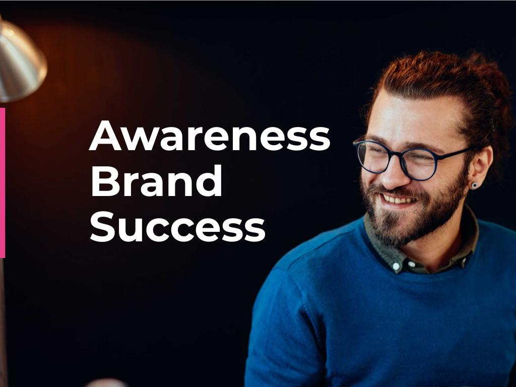 Designvorlage Business Strategy Development Announcement für Presentation
