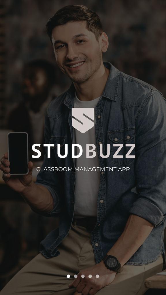Education App promotion — Создать дизайн