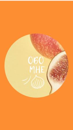 Nutritionist Blog information Instagram Highlight Cover – шаблон для дизайна
